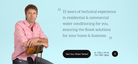 residential and commercial water conditioning